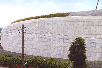 アデムウォール工法 垂直壁タイプ